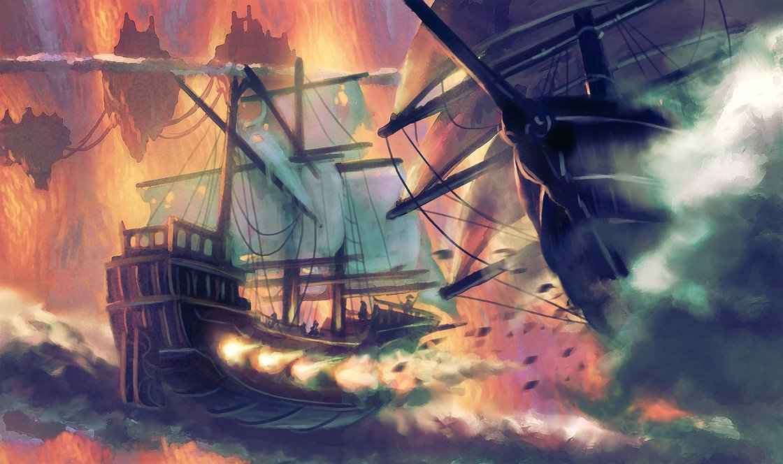 Pirate battle1