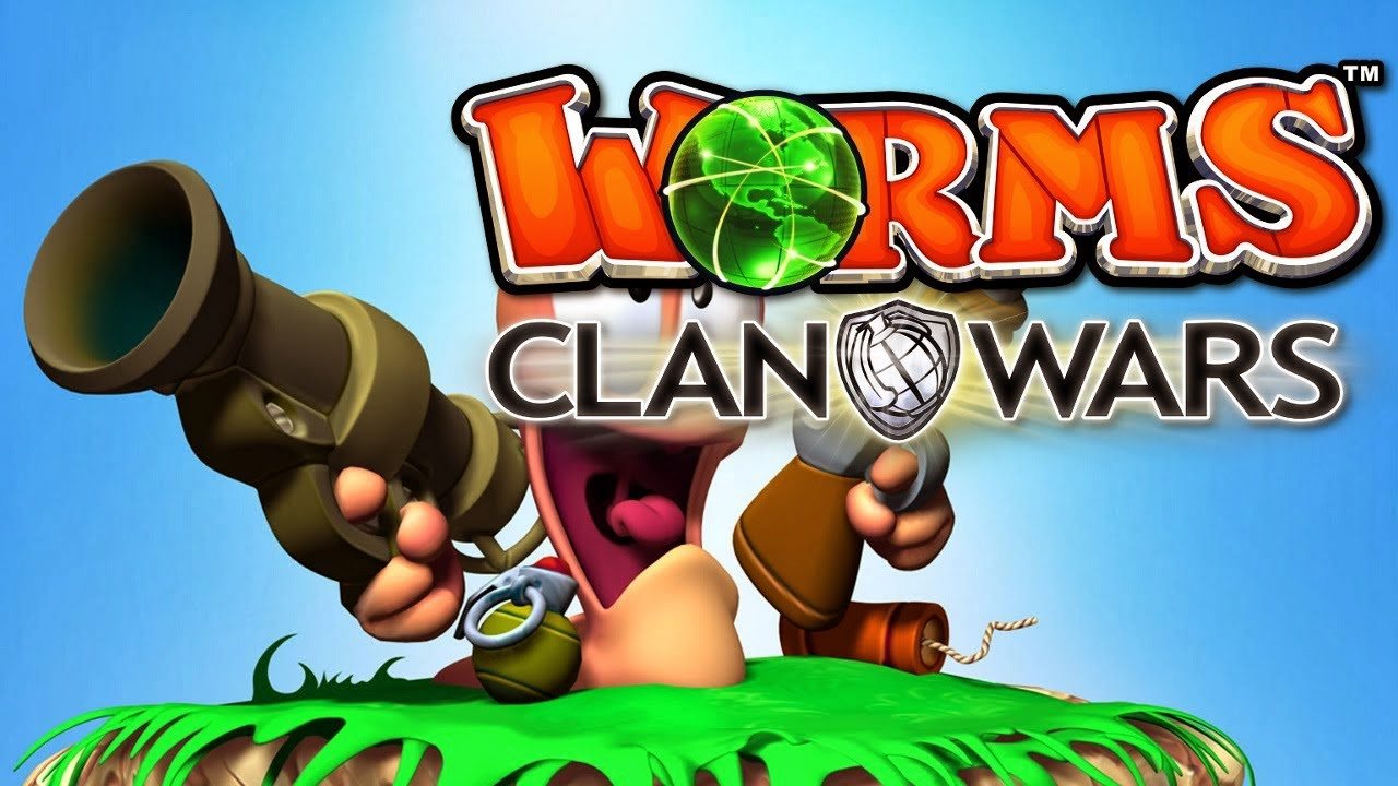 Worms Clan Wars Capa