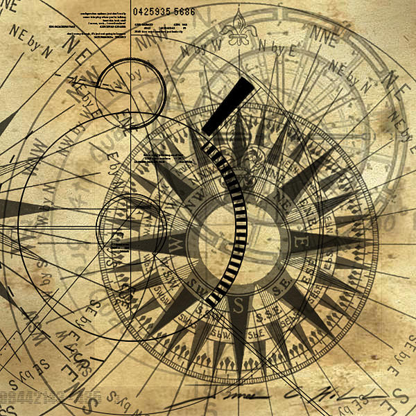 compass blueprint